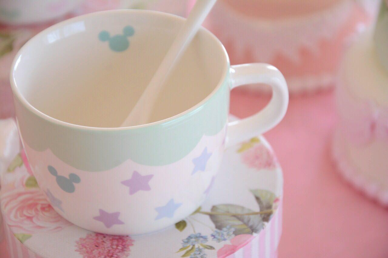 ポーセラーツ マグカップ