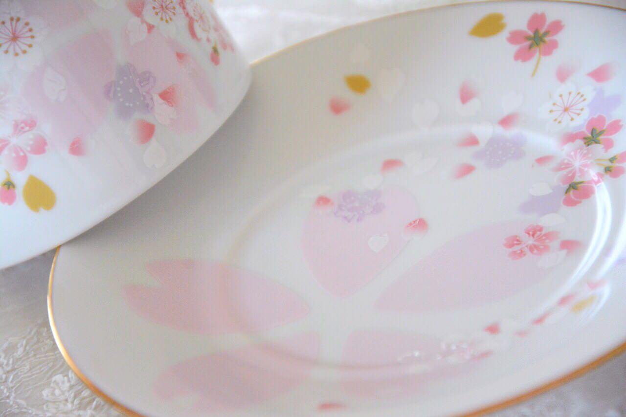 ポーセラーツ C&S 桜