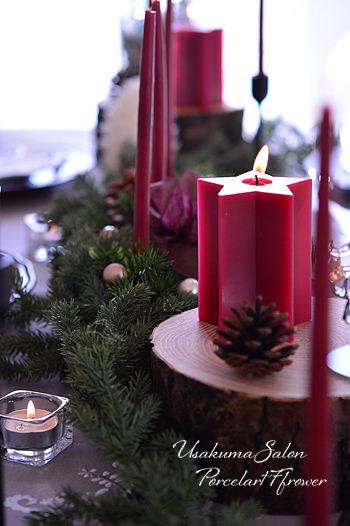 コラボレッスン フォレストクリスマス